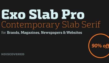 203509 380x220 - Font dňa – Exo Slab Pro