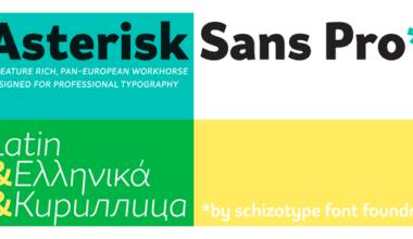 203688 380x220 - Font dňa – Asterisk Sans Pro