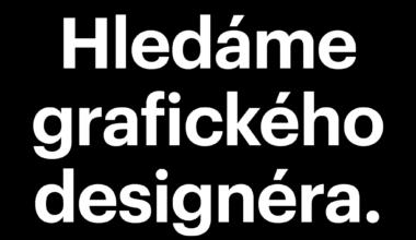 Hledame 380x220 - Hledáme grafického designéra