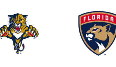 florida panthers logo primary before after 380x220 - Florida Panthers má nové logo