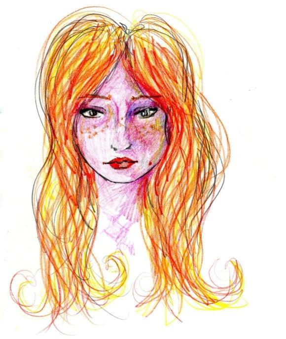 lsd-portrait-drawings-girl-3