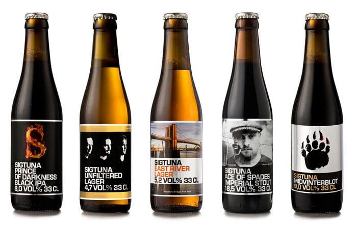 sigtuna beer - 10 kreatívnych využití fotografií ako obalov