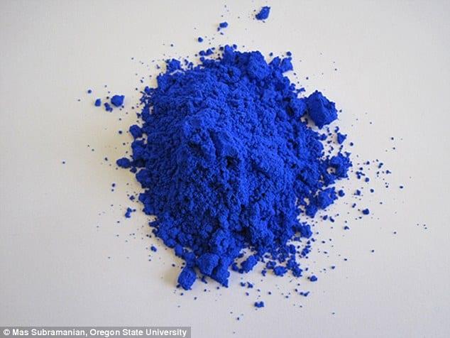 0066 - Vedci objavili novú vysoko odolnú modrú