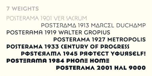 207662 580x290 - Font dňa – Posterama