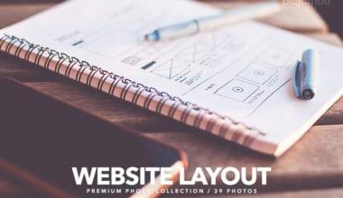 picjumbo premium website layout collection 380x220 - Nová kolekce WEBSITE LAYOUT od fotobanky picjumbo!