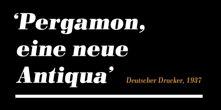 208682 - Font dňa – Pergamon
