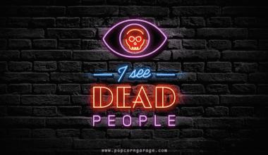 dead people gif 380x220 - Neónové nápisy + populárne filmy = Nová sada GIFiek