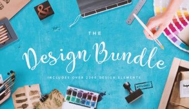 the design bundle 380x220 - Rozsiahla Design Bundle s 96% zľavou!