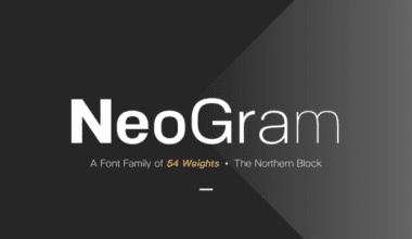 212224 380x220 - Font dňa – NeoGram