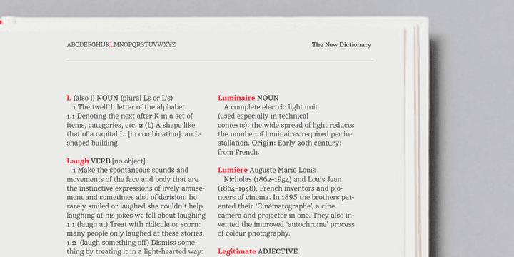 215607 - Font dňa – Luminare