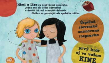 cover 1 380x220 - Mimi a Lízu môžete od septembra vidieť aj v kinách!