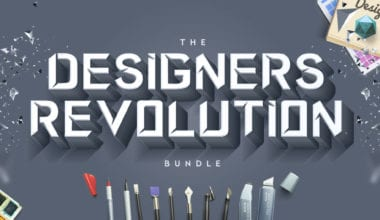 designers revolution bundle 380x220 - Designers Revolution Bundle s 96% zľavou!