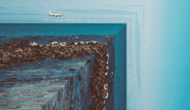 1 Surreal mindbending photo series photographer graphicdesigner PeteyUlatan 380x220 - Surrealistické fotografie zobrazujú svet v ostrých uhloch
