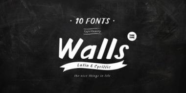 216167 380x190 - Font dňa – TT Walls