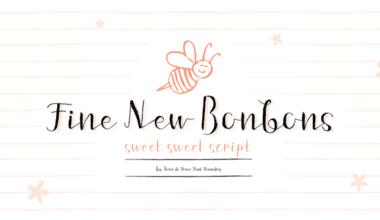 216695 380x220 - Font dňa – Fine New Bonbons