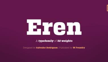 217038 380x220 - Font dňa – Eren