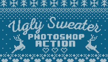 1 Christmas sweater Photoshop action 380x220 - Stiahnite si set Christmas Sweater Photoshop efektov za 15 dolárov!