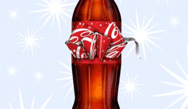 1.jpg 380x220 - Nová vianočná etiketa Coca Coly