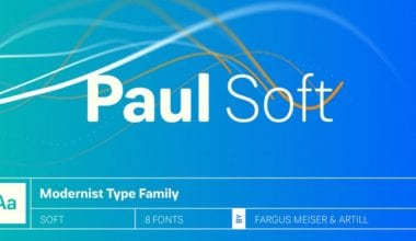 217963 380x220 - Font dňa – Paul Grotesk Soft