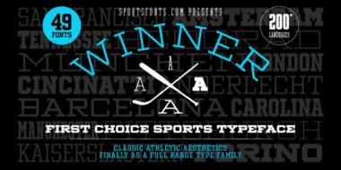 219768 380x190 - Font dňa – Winner