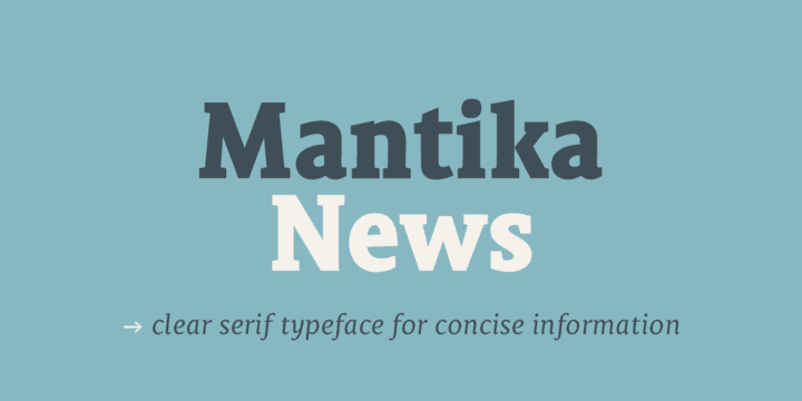219957 - Font dňa – Mantika News