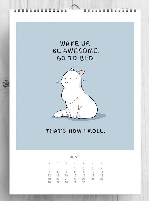 4-cat-lovers-2017-cat-calendar-lingvistov