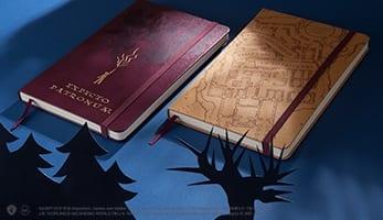 Moleskine Harry Potter 5 347 1 - Moleskine inšpirované Harry Potterom