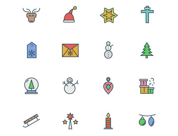 cover 2 - Set vianočných ikoniek zadarmo!