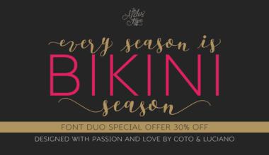 220731 380x220 - Font dňa – Bikini Season