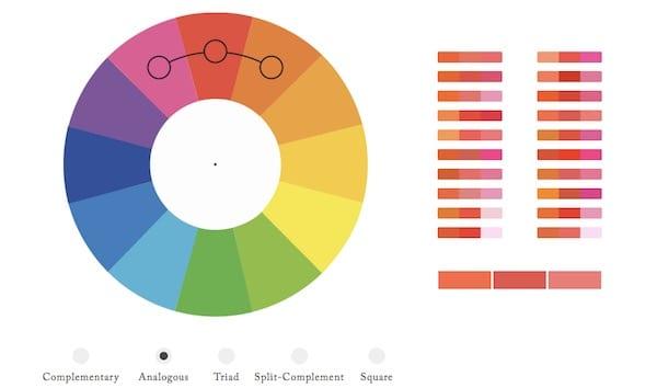 1 - Vychytávka, ktorá vám pomôže s výberom farieb