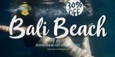 222229 380x190 - Font dňa – Bali Beach