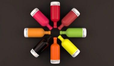 AbsolutxPantone10 380x220 - Absolut fľaše v PANTONE odtieňoch