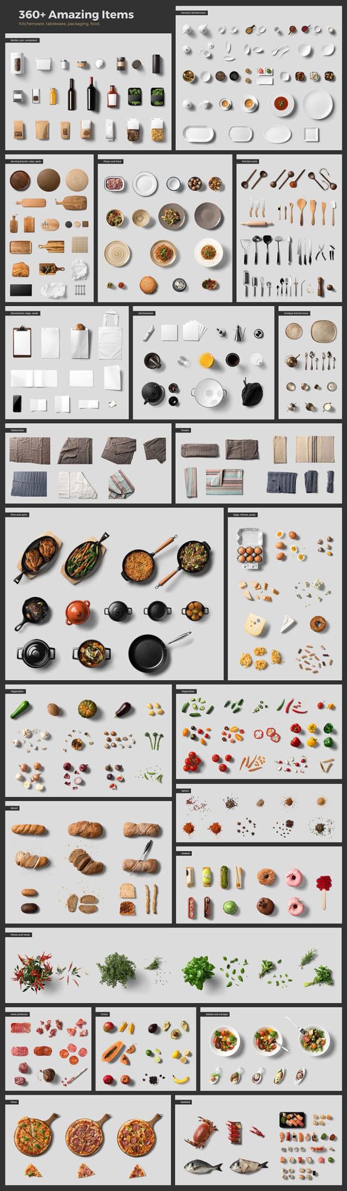 Kitchen-items