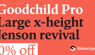 226452 380x220 - Font dňa – Goodchild Pro