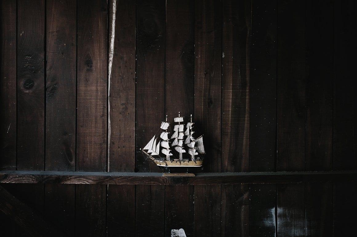 cm boat after - Modern Moody Photoshop Action za 50 dolárov