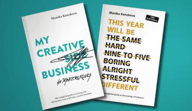 image 1 380x220 - Si začínajúci freelancer? Táto kniha ti pomôže nakopnúť kariéru na voľnej nohe.