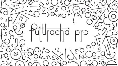 image 6 380x214 - Futuracha PRO: font, ktorý pri písaní mení svoj tvar