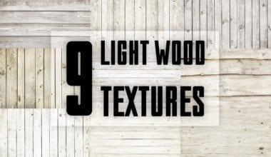 light wood texture preview  380x220 - Set textúr dreva zadarmo