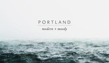 portland by foto rx cm listing  380x220 - Modern Moody Photoshop Action za 50 dolárov