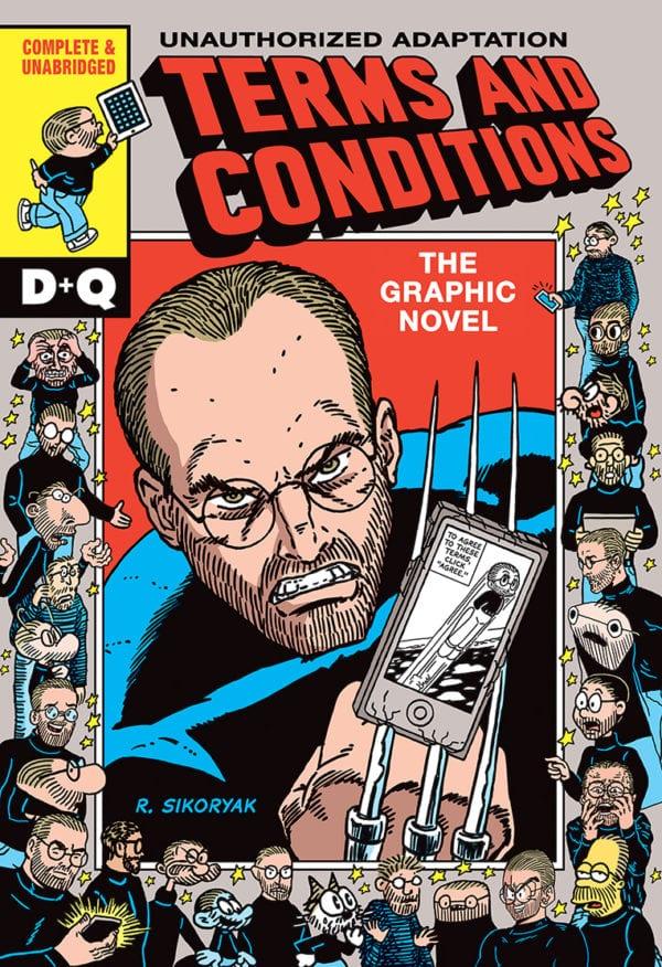 terms and conditions graphic novel itunes 600x876 - iTunes zmluvné podmienky majú už aj vlastný komiks