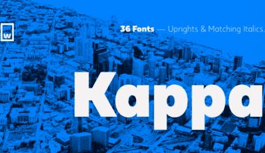 227270 380x220 - Font dňa – Kappa