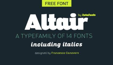 230115 380x220 - Font dňa – Altair