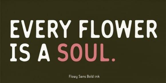 231680 580x290 - Font dňa – Flowy