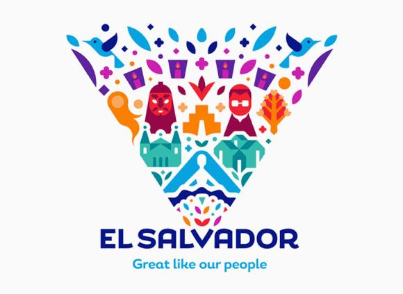 Interbrand El Salvador V2 3 580x423 - El Salvador prichádza s pestrofarebným vizuálom