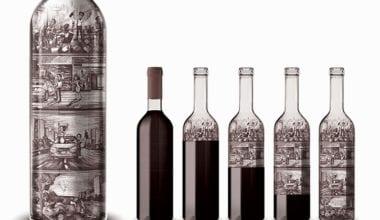 Y R Wine Bottle List 1 380x220 - Skvelá ruská kampaň: Fľaša vína, ktorá zobrazuje dôsledky nezodpovedného pitia