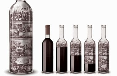 Y R Wine Bottle List 1 380x249 - Skvelá ruská kampaň: Fľaša vína, ktorá zobrazuje dôsledky nezodpovedného pitia