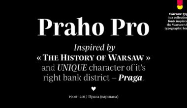 226974 380x220 - Font dňa – Praho Pro