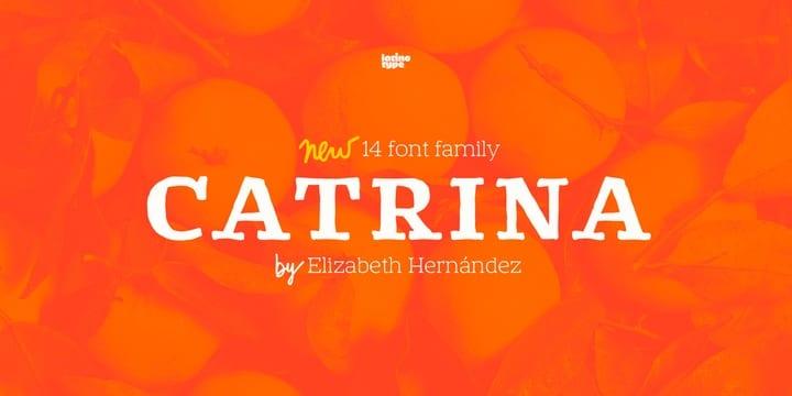 235916 - Font dňa – Catrina