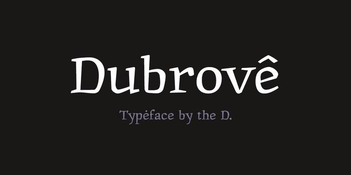 236190 - Font dňa – Dubrove