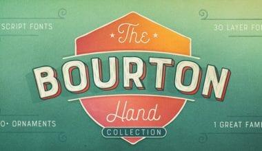 236448 380x220 - Font dňa – Bourton Hand